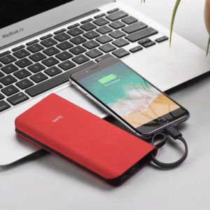 Power Banks with cable