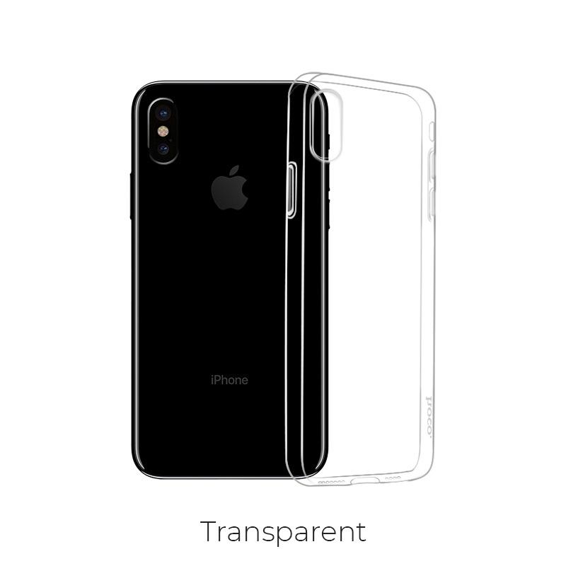 Hoco Iphone X Xs Xr Xs Max Light Series Phone Case Back
